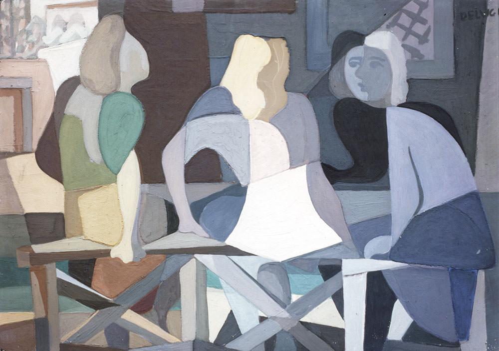 Le donne al traghetto