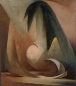 Ritratto di Olgivanna Wright