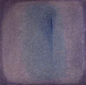 Grattage viola azzurro