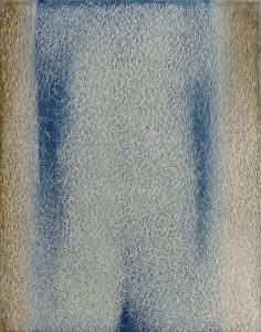 Grattage grigio azzurro