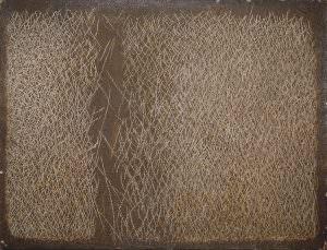 grattage marron-sabbia